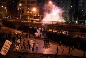Mısırda Gösterici Gruplar Çatıştı: 86 Yaralı