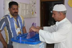 Irakta İl Meclisi Seçimleri Başladı