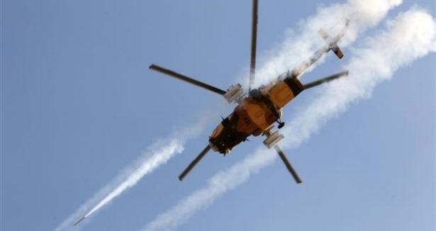 Irak Ordusu Süleymanbegi Bombaladı