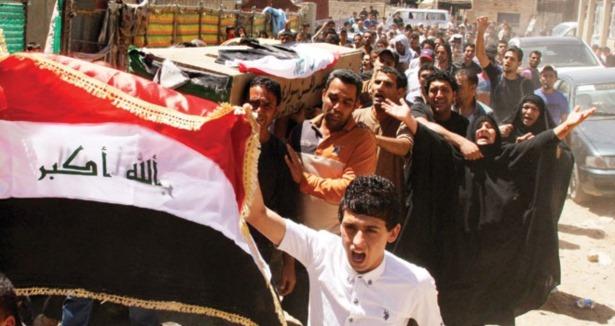 Irakın Birçok Kentinde Güvenlik Aşiretlere Kaldı