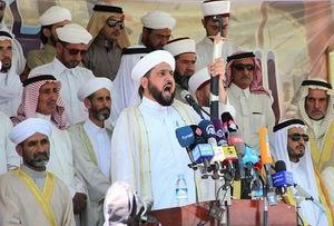 Ramadide Maliki Hükümeti Protesto Edildi