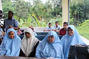 İHH Srilanka'da Engelliler Okulu Açtı