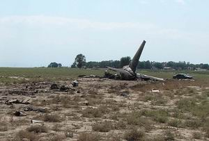 Afganistan'da NATO Uçağı Düştü: 7 Ölü