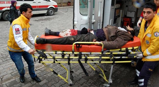 Türkiye-Suriye Sınırında Çocuklar Bombalandı!