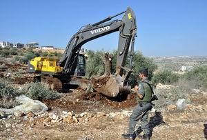 İsrail Buldozerleri Gazze'ye Girdi