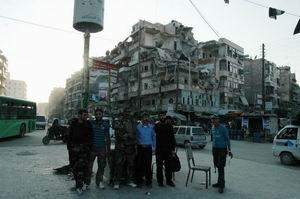 Halep'te Ölüm'le Yaşamak!