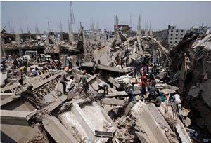Bangladeş'te Ölü Sayısı 580'e Yükseldi