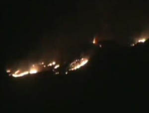 İsrail, Suriye'yi İkinci Kez Bombaladı