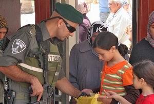 Siyonistlerden Çocuklara Ziyaret İzni