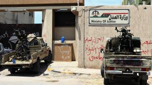 Libya Savunma Bakanı İstifa Etti