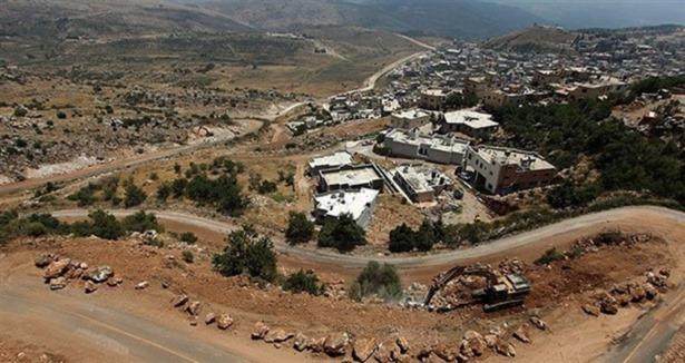 Golan'da 4 BM Askeri Alıkonuldu