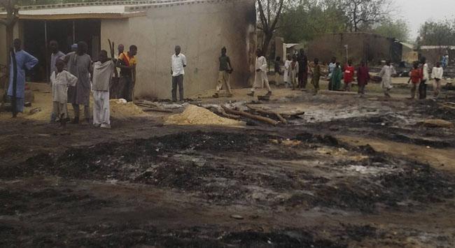 Boko Haram'dan Askeri Noktalara Saldırı