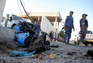 Irakta Canlı Bomba Saldırıları: 7 Ölü