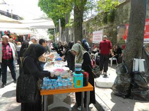 Suriyeli Yetimler İçin Kermes Düzenlendi