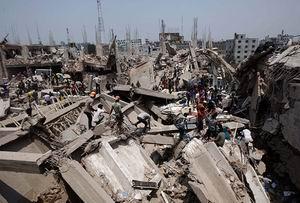 Bangladeşte Ölü Sayısı 800ü Geçti