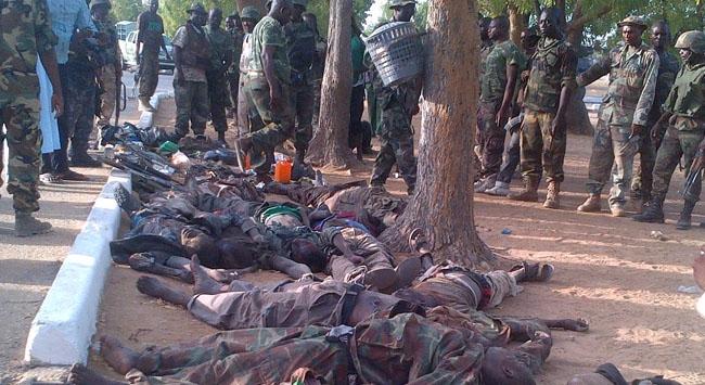 Nijeryada Baskın Düzenleyen 46 Polis Öldü