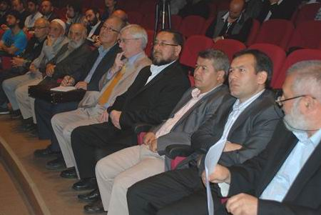 Üsküdar'da Özgür Özbekistan Konferansı