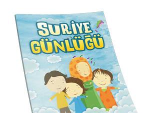 Suriyeli Yetimler Yararına Çocuk Kitabı