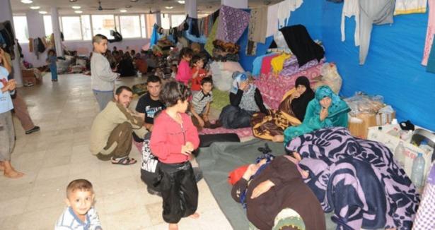 Suriyeli Mülteciler Saldırıdan Korkuyor