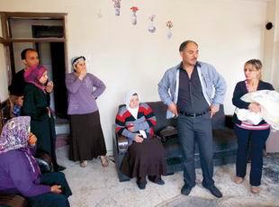 Suriyeli Kadın, Korkudan Hastaneye Gidemedi