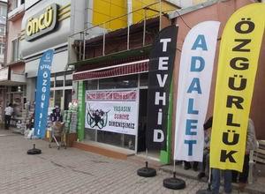 Suriye İçin Bir Kermes de Sivas'ta Açıldı