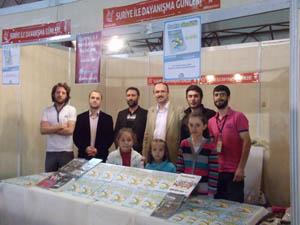 Kocaeli'nde Suriye ile Dayanışma Günleri