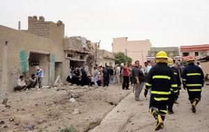Bağdat ve Kerkükte Patlamalar: 9 Ölü
