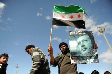 AK Parti Teşkilatlarının Suriye Pasifizmi