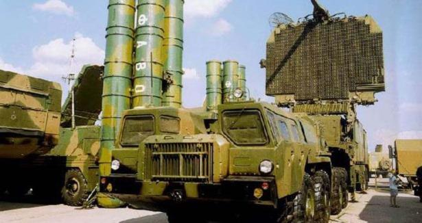 Rus Medyası: S-300ler Suriyede
