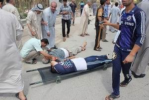 Irakta Kanlı Cuma: 33 Ölü, 69 Yaralı