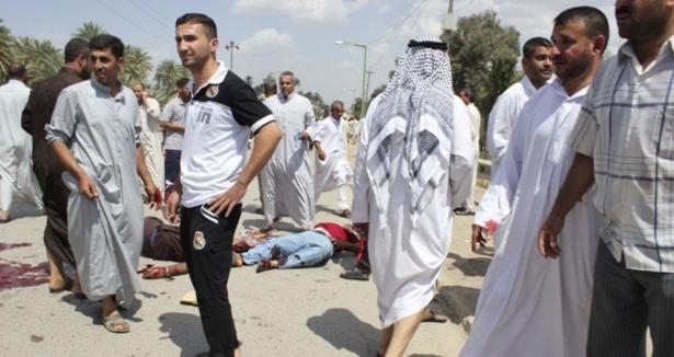 Bakuba'da Göstericilere Bomba: 48 Ölü