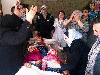 Suriye'de 116 Kardeşimiz Katledildi (FOTO)
