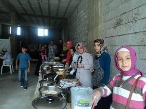 Muş'tan Suriye'ye Destek Kermesi