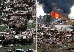 ABD'de Hortum: 91 Ölü, 145 Yaralı