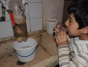 Suriye'de Ciddi Su Sıkıntısı