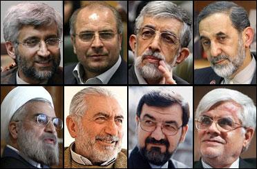 İran'daki Seçimlerde Kim Kimdir?
