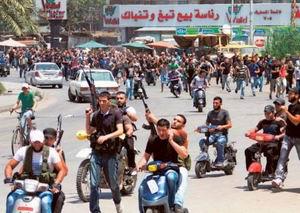 Lübnandan Muhaliflere Savaşçı Desteği