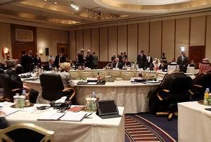 """Amman Toplantısında """"Geçici Yönetim"""" Mesajı"""