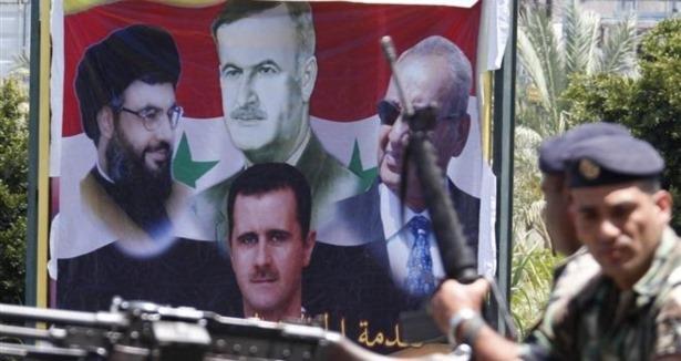 Nasrallah, Taraftarlarına Suriyede Zafer Vaat Etti