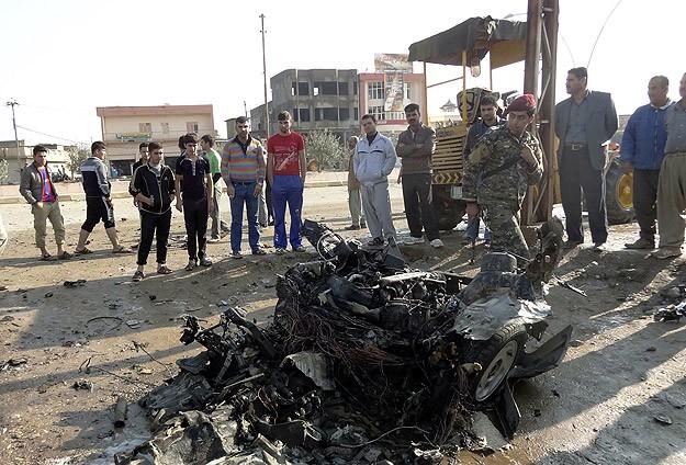 Irakta Patlama: 3 Ölü, 21 Yaralı