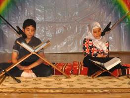 Diyarbakır Özgür Çocuk Yıl Sonu Etkinliği