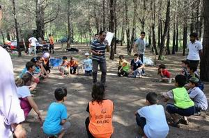 Özgür-Der Antalya Piknikte Buluştu