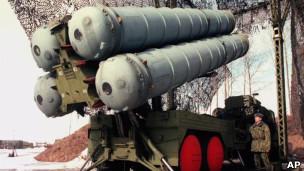 S-300 Füzeleri Suriyeye Ulaştı