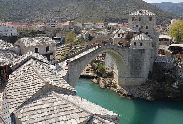 Mostar Köprüsünü Yıkanlara Ceza