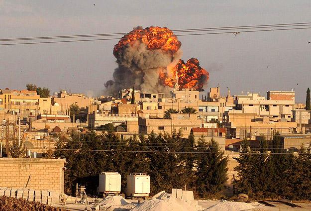Suriye'de Dün 116 Suriyeli Kardeşimiz Katledildi