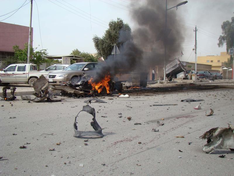 Bağdatta Bombalı Saldırılar: 23 Ölü
