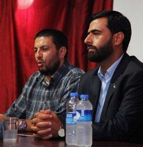 Mısri: Suriye Halkının Yanındayız!