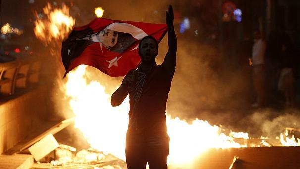 Sakaryadan Gezi Parkı Açıklaması