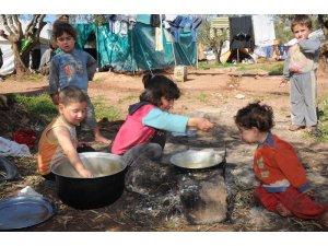 Suriyede Kızamık Yeniden Ortaya Çıktı