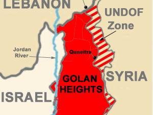 Suriye Direnişi Golana Dayandı